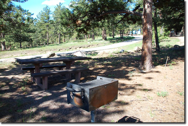 Picnic area(Flagstaff Mt.) 1