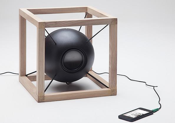 美年达自行车声音的运动 Vitruvio球形音箱-玩意儿