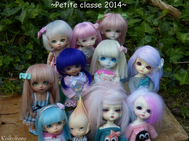 Petite classe 2014