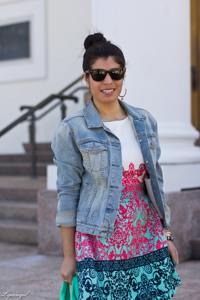 printed dress, denim jacket-5.jpg