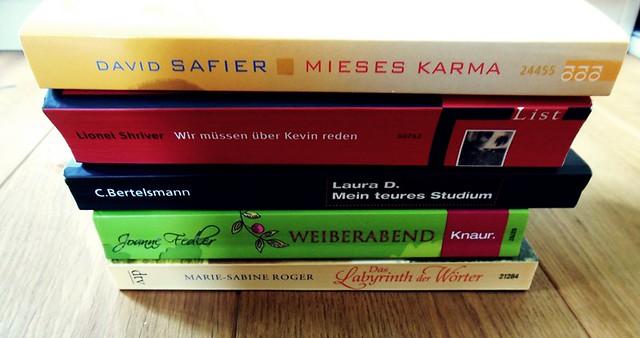 last books