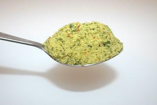 05 - Zutat Instant-Gemüsebrühe / Ingredient instant vegatable stock