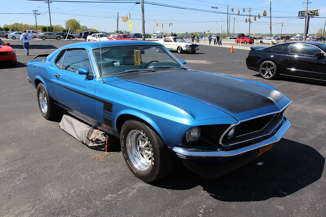 Photo:1969 Ford Mustang Boss 302 By Sicnag