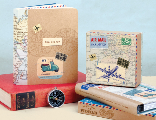 Bon Voyage Pocket Planner by Galison
