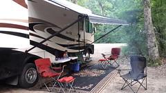 Lake Kegonsa State Park campground