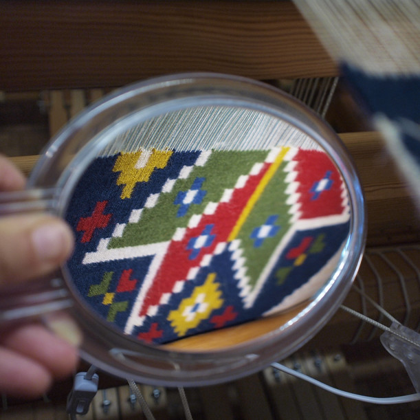 rölakan weaving