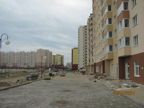 Квартира в доме 6. Новостройки от Мегаполиса на Аксакова