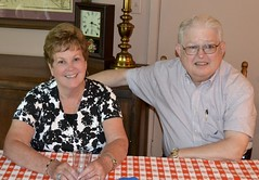 Gail & Guest Whitaker