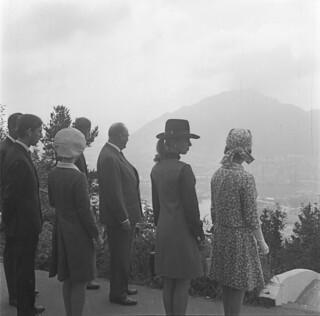 Kongelig utsikt over Bergen (1969)