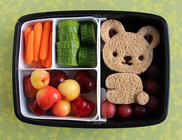Preschooler Bento #682