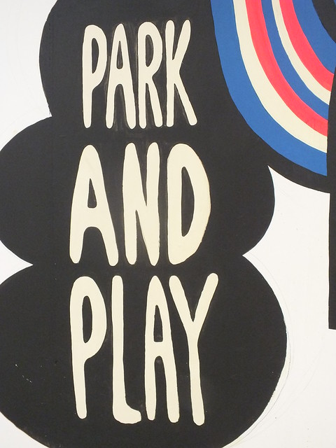 Park and Play in Cardiff Bay by Phil Morgan