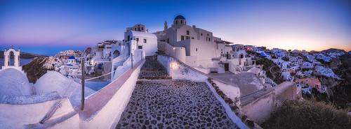 panorama sunrise nopeople santorini greece hdr oia colourimage leefilters nikond800 lee06gndsoft nikkor160350mmf40 mpr192nodalslide