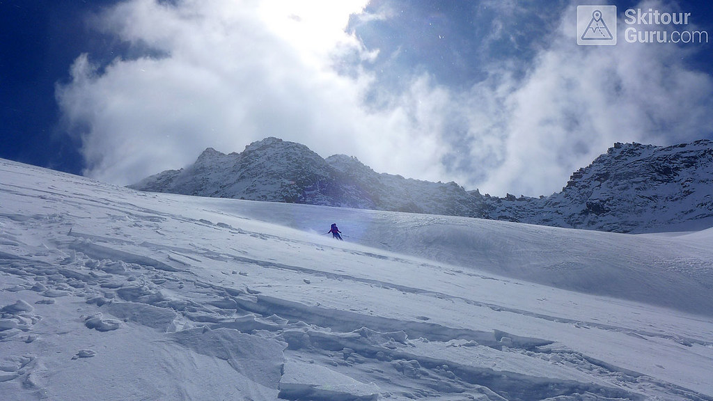 Hubelhorn (day 4, h.r. Swiss Glacier) Berner Alpen / Alpes bernoises Switzerland photo 14