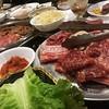 Korean with Thais. #eeeeeats #meeeeeats #diameates