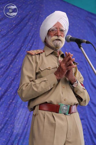 Up-Mukhya Sanchalak SNSD, Tajinder Singh from Delhi
