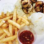 Saffron Mediterranean Grill, South Beach, Miami