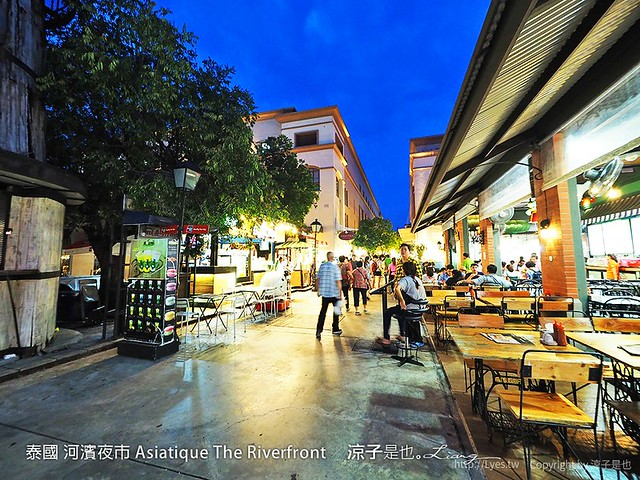 泰國 河濱夜市 Asiatique The Riverfront 87