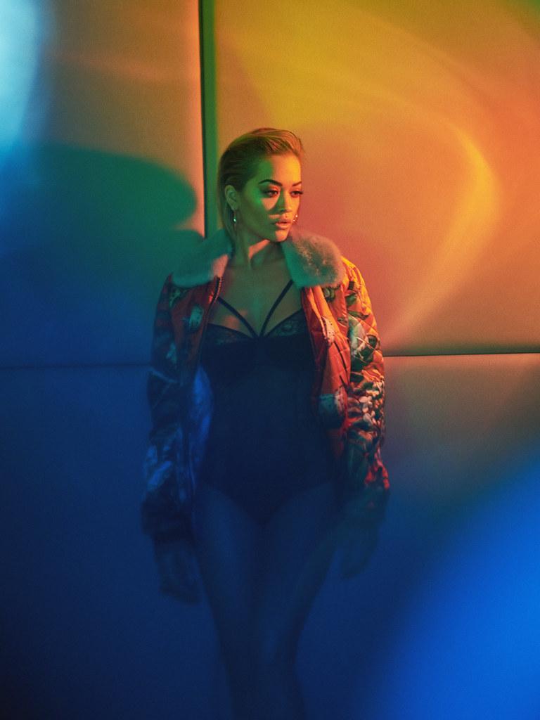 Рита Ора — Фотосессия для «Vanity Fair» IT 2016 – 7