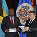 Assistant Secretary General Delivers OAS Contribution to Bahamas for Disaster Relief