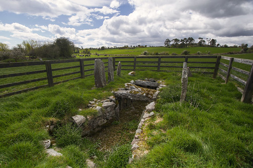 Drumlohan Soutterain and Ogham Stones