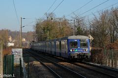 RIB 658 + BB 17090 à Pont Petit