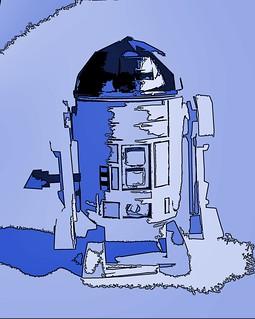 psybertech's Star Wars Figures Artwork Limelight 9048805393_056c437121_n