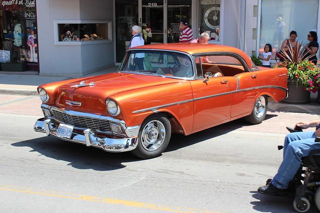 1956 chevrolet 210 4 door hardtop flickr photo sharing for 1956 chevrolet 4 door hardtop