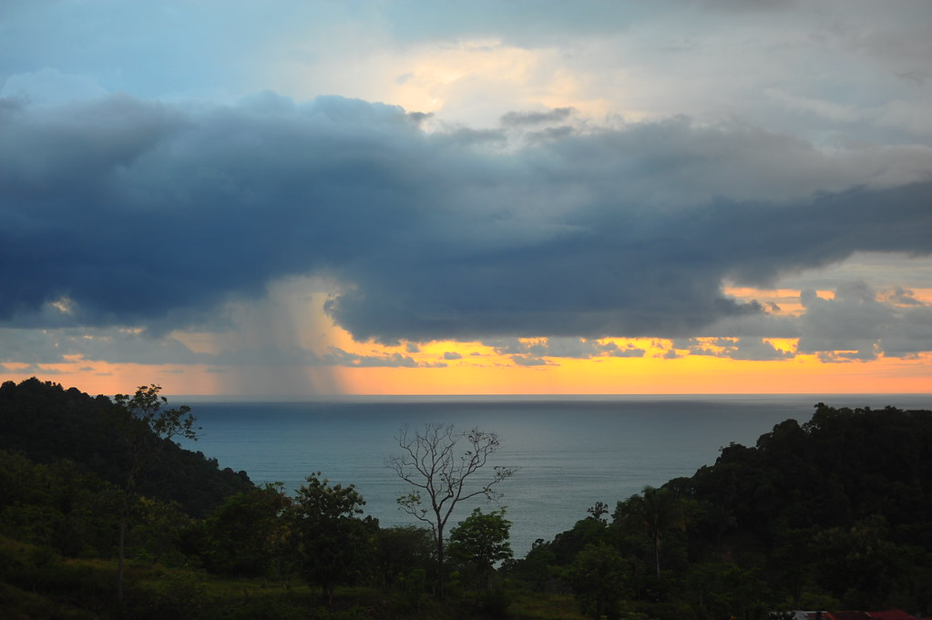 """""""The Most Beautiful Sunset In The World""""   The Monsoon Diaries"""