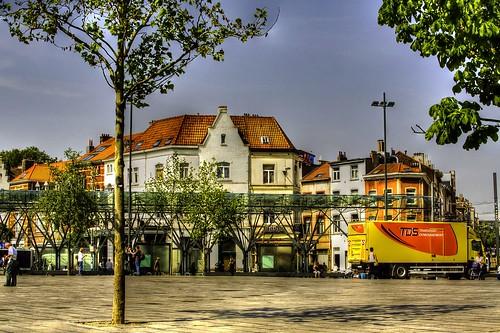 Belgique - Bruxelles - Ixelles (Elsene)