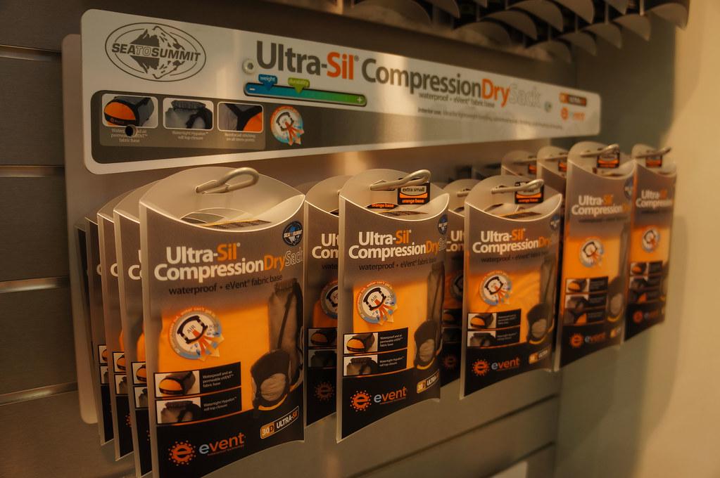 Sea To Summit Ultra-Sil Compression DrySacks