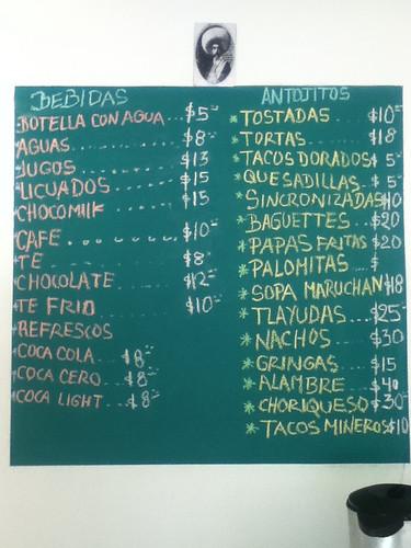 Los Quintoniles @ Oaxaca 07.2013