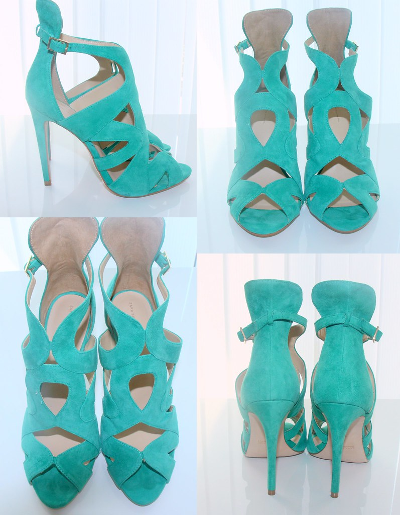 Zara shoes, summer sandals