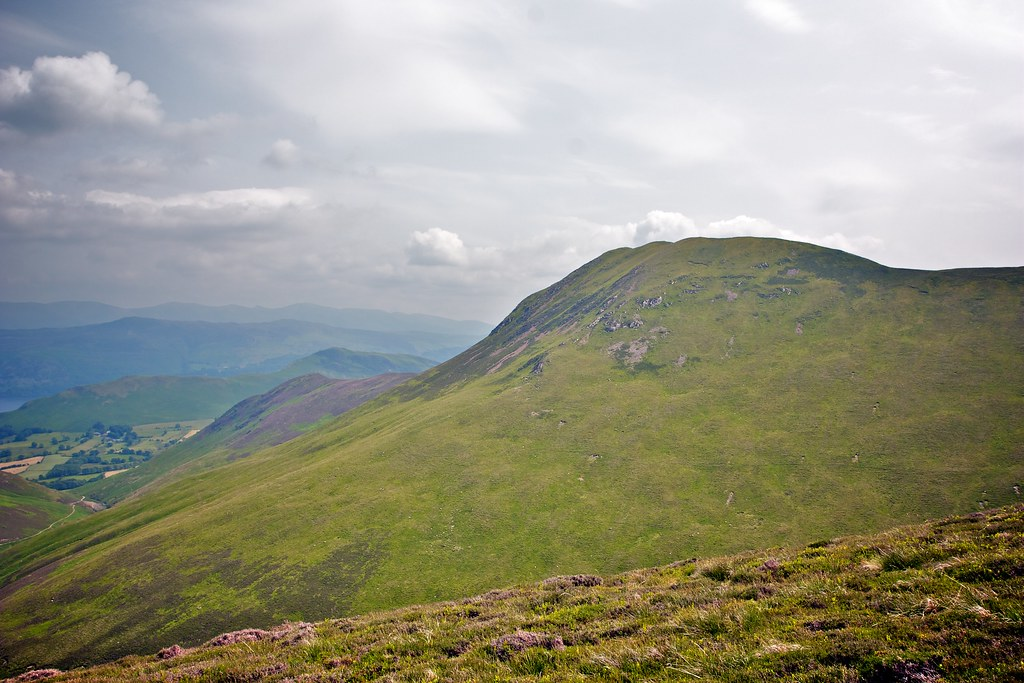 Causey Pike from Outerside