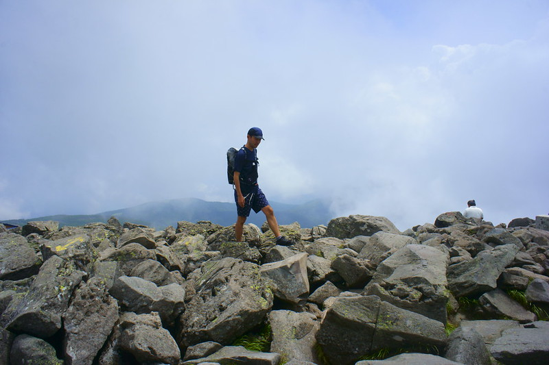 Monogusa Hike 2013 :Mt.tateshina