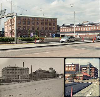 Gothenburg, Gamlestan 1922 / 2013