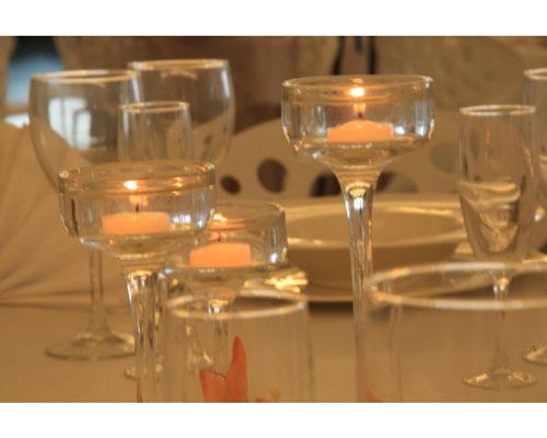 Decoracion mesas con velas explore hola - Decoracion con velas ...