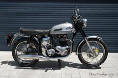 1965 Norton 650SS