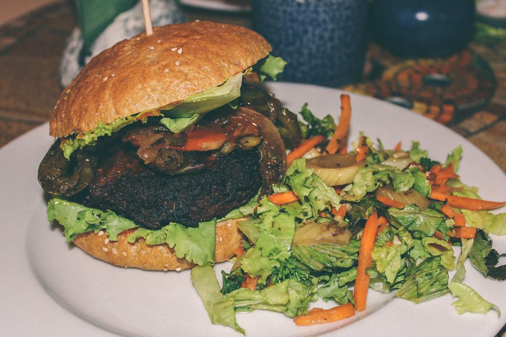 Farewell (veggie) burgers