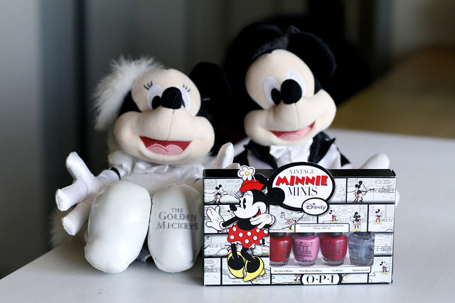 Beauty Stash: OPI Vintage Minnie Minis