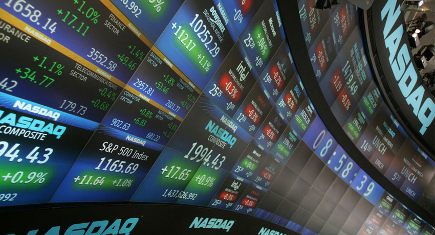 Market Trading Choppy Again, Stock Movers