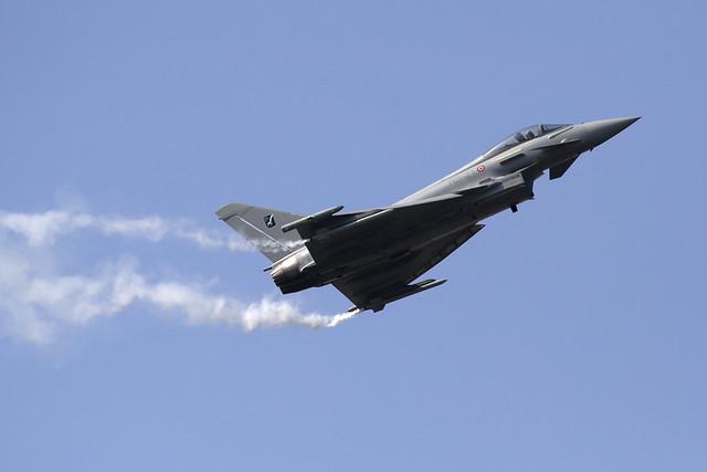 Italian AF Typhoon