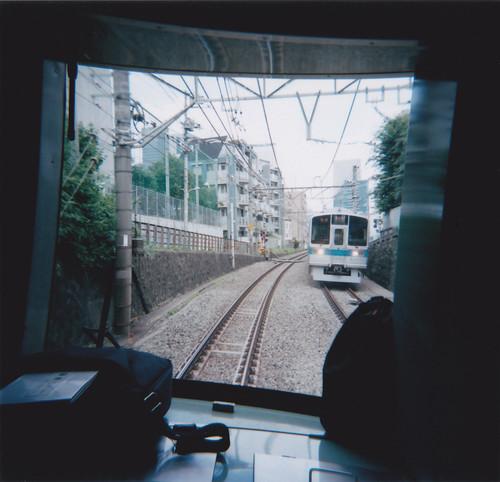 車窓カメラ