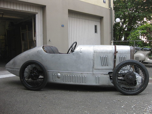 Austin 7 Boyd Carpenter Special
