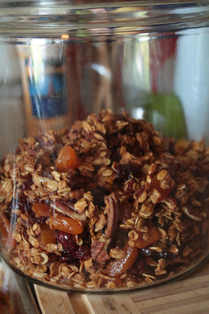 Best Ever Granola