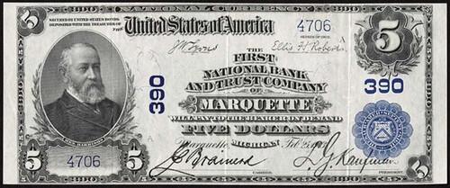 2 Kaufman Marquette $5