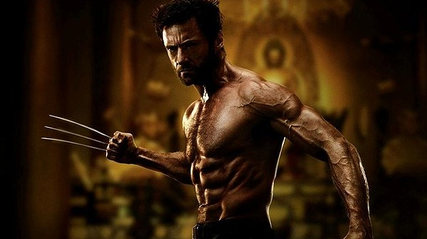 Hugh Jackman redeems THE WOLVERINE.