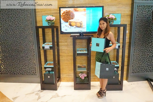 Grand Hyatt Kuala Lumpur - Mooncakes for 2013-006