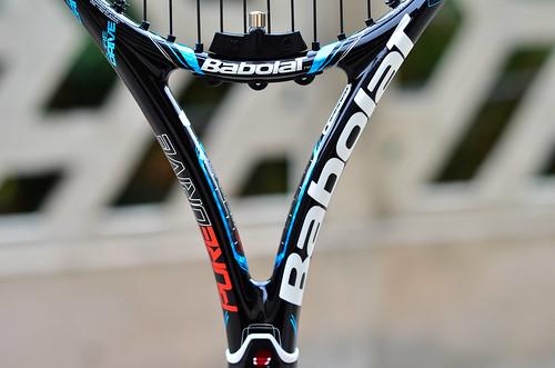 Raquete babolat pure drive gt Roddick 2012