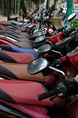 Motorbikes, Patong, Thailand