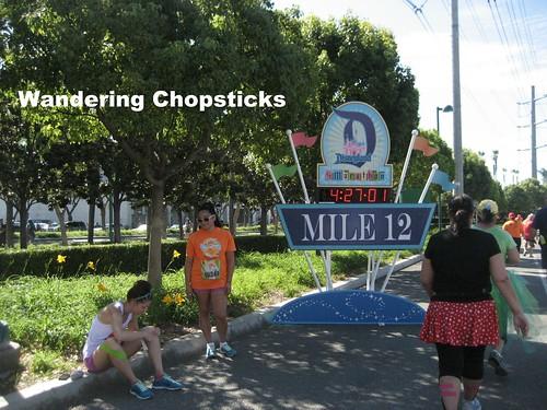 Disneyland Half Marathon - Anaheim 84